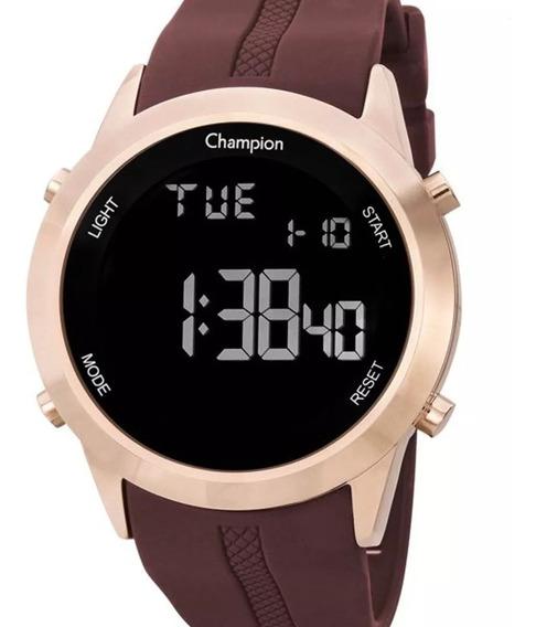 Relógio Champion Masculino Digital Silicone Ch40259z