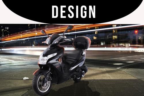 Imagem 1 de 15 de Haojue Vr 150fi Cbs 2021 Promo - Moto & Cia