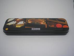 ( L - 270 ) Lata Estojo Oficial Esso Mclaren Cars