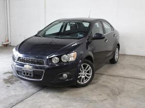 Chevrolet Sonic Paq F Ltz