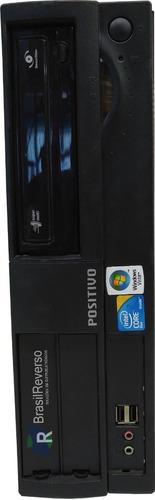 Imagem 1 de 4 de Cpu Positivo Série D Intel Core 2 Duo E7500