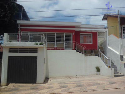Casa Residencial À Venda, Jardim Santana, Valinhos. - Ca1023