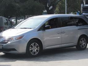 Honda Odyssey Exl 2011 Plata