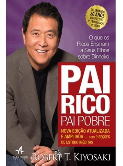 Livro Pai Rico Pai Pobre Edição Atualizada