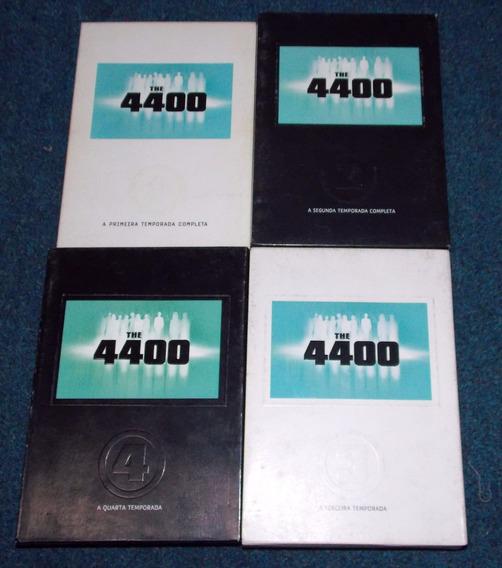 The 4400 - Série Completa - Dvd - Original