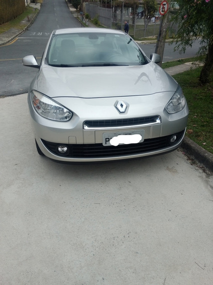 Renault Fluence 2.0 Dynamique Hi-flex 4p 2014