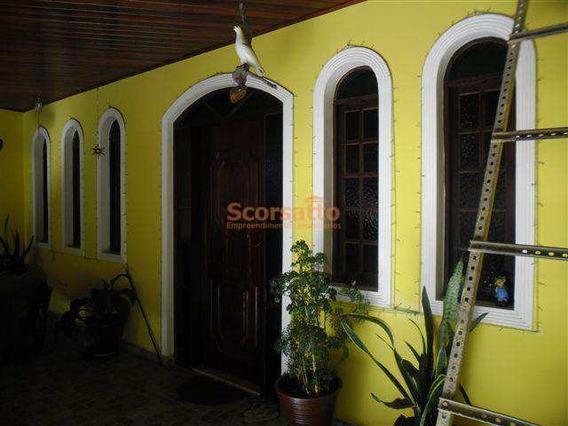 Casa Com 3 Dorms, Centro, Itapecerica Da Serra - R$ 800 Mil, Cod: 348 - V348