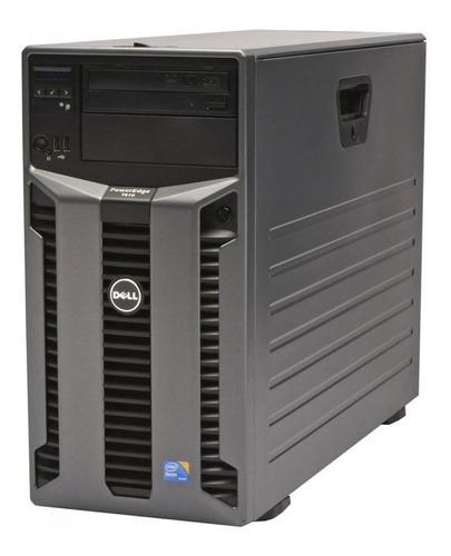 Servidor Desktop Dell T610 32gb 2x Xeon Quadcore  1 Ssd 240g