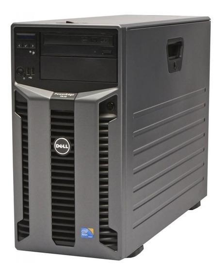 Servidor Desktop Dell T610 32gb 2x Xeon Quadcore S/ Hds
