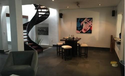 Imagen 1 de 3 de Hermosa Casa Nueva En Venta De 219 M2 En Hipódromo Condesa.