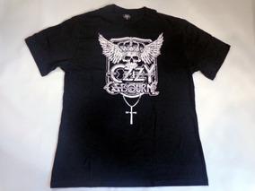 Camiseta Camisa Bandas De Rock - Ozzy Osbourne
