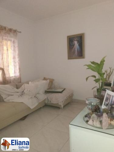Casa Térrea No Centro De São Caetano - Ge8475