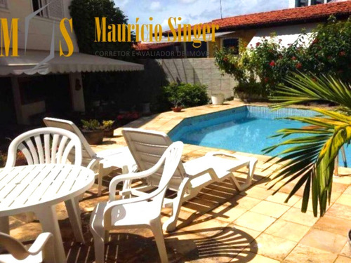 Casa Em Condomínio Para Venda, Alameda Dos Eucaliptos, Caminho Das Árvores, Salvador-bahia - Ca00016 - 69277674