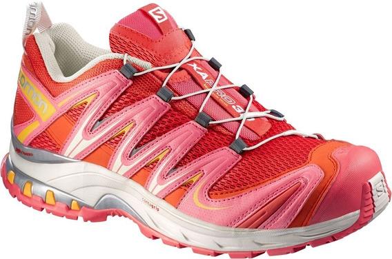 Zapatillas Mujer Salomon - Xa Pro 3d - Trail Running