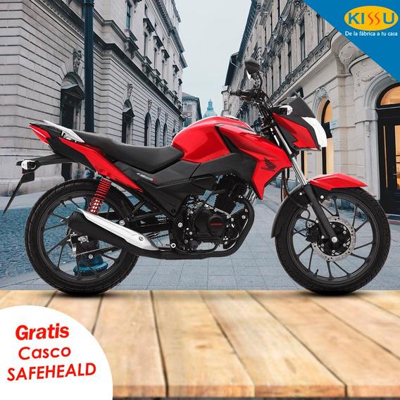 Moto Honda Cb125f Twister 125cc Torque Máximo 10,1 Nm A 5000