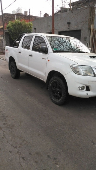 Toyota Hilux 2.5 Cover Cs Dx Pack I 4x2 Ventanas 2012