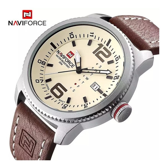 Relógio Naviforce Militar Top (victor Imported)
