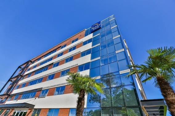 Sleep Inn Guarulhos No Pool Para Um Bom Investimento. - Sf26149