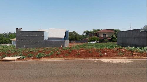 Imagem 1 de 4 de Terreno À Venda, 242 M² Por R$ 130.000,00 - Parque Industrial - São Miguel Do Iguaçu/pr - Te0417