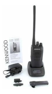 Radio Kenwood Tk 2402 K Vjf Fm Antena Bateria Cargador Clip