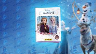 Álbum Frozen 2 Completo A Pegar Con Sus 216 Figuritas !!