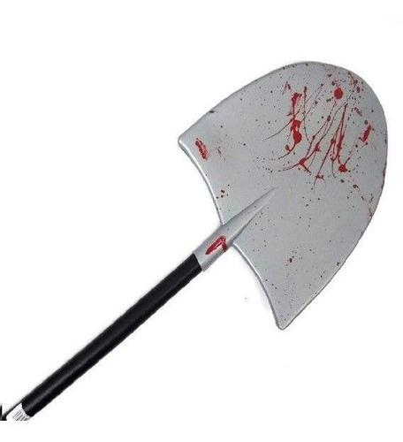 Imagen 1 de 1 de Pala Con Sangre Cotillón Halloween