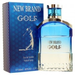 Perfume Golf Blue New Brand Masculino 100ml Promoção