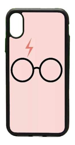 Imagen 1 de 1 de  Funda iPhone 5 6 7 8 Plus X Xr Xs Max 11 Harry Potter Rosa