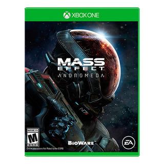 Juego Para Xbox One Mass Effect Andromeda