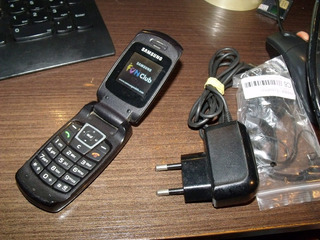 Celular Samsung Sgh C276 C275 Preto Desbloqueado