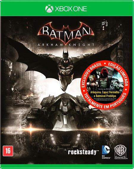 Batman Arkham Knight Xbox One Mídia Digital + 1 Jogo Grátis