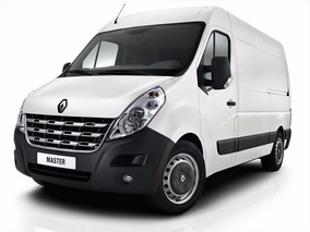 Renault Master 0km 100% Financiada!!!