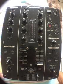 Mixer Pioneer Djm 350 *defeito No Trafo