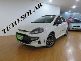 Fiat Punto 1.8 Blackmotion Flex Top C/ Teto Solar 64.000 Kms