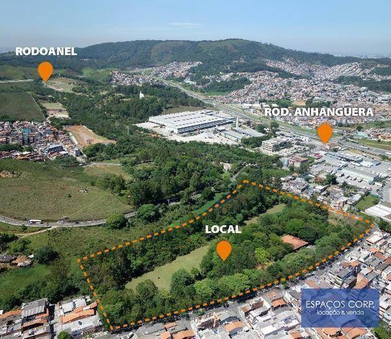 Terreno À Venda E/ou Locação, Km 23,5 Da Rodovia Anhanguera, Vila Jaguara, São Paulo - Te0027. - Te0027