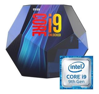 Processador Intel Core I9-9900k Lga 1151 - 12x Sem Juros