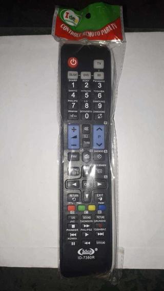 Controle Remoto Universal Para Tv, Ar Condicionado E Outros