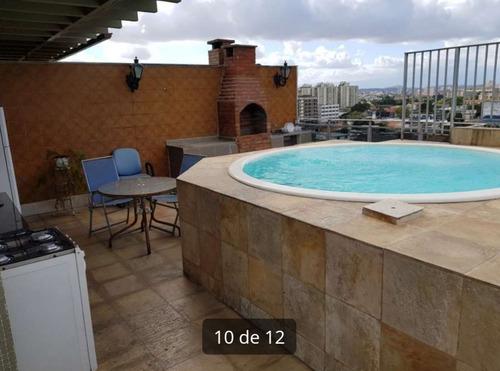 Cobertura Duplex Para Venda No Jacarepaguá  Em Rio De Janeir - 000894