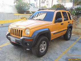 Jeep Cherokee Sport 4p 4x4 - Sincronico
