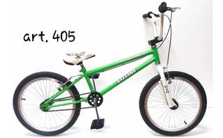 Bicicleta Bassano Bmx Freestyle Rod 20 El Parche