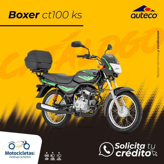 Auteco Bajaj Boxer Ks 102 2021
