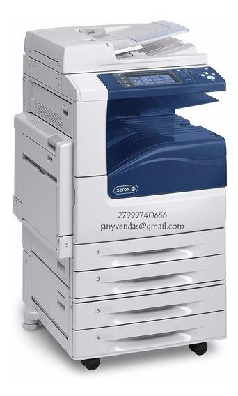 Copiadora Xerox Modelo Wc7855 50 K Contador Total C Nota