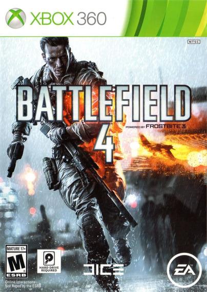 Battlefield 4 Xbox 360 Juego Cd Nuevo Original Fisico