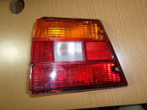Lanterna Traseira Caravan 80/92 Tricolor Lado Esquerdo