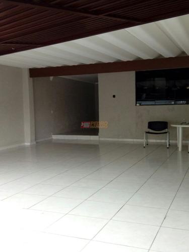 Sobrado No Bairro Santa Terezinha Em Sao Bernardo Do Campo Com 02 Dormitorios - V-29223