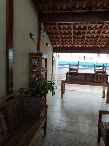 Cobertura Com 2 Dorms Venda, 88 M² Por R$ 350.000 - Scarpelli - Santo André - Co2517