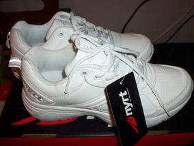 Zapatos Deportivos Blanco Dama Caballeros Nyrt Talla 38