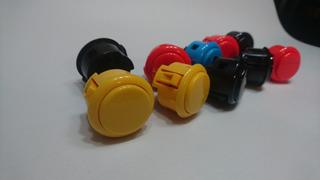 Botones Sanwa , Boton Arcade Original