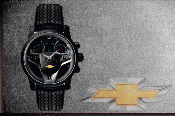 Relógio De Pulso Personalizado Painel Cruze - Cod.gmrp083