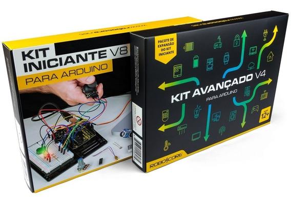 Master Kit Para Arduino - Pronta Entrega E Nf!